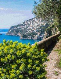 Hike Madonnina St. EliaSt Elia to Praiano